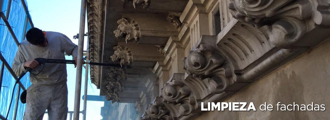 Limpieza fachadas el Prat de Llobregat