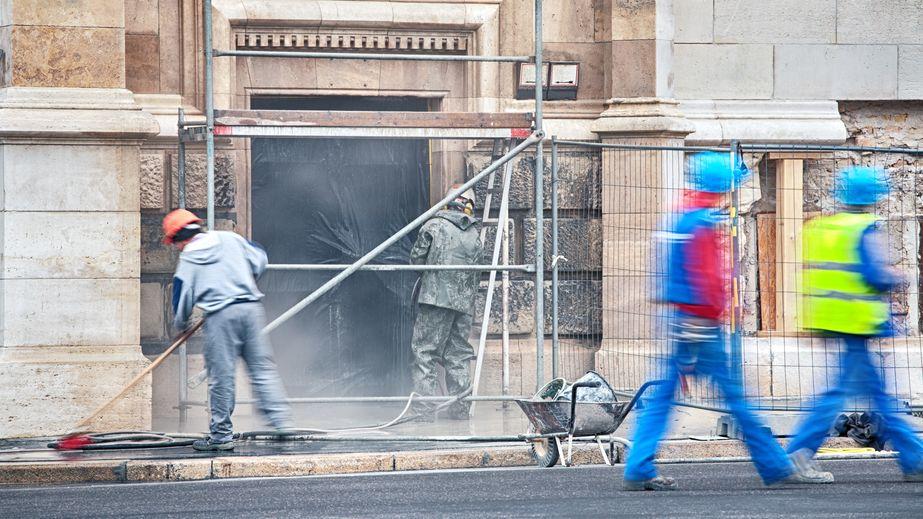 limpieza fachadas el Prat